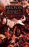 """""""Paradise Lost"""", John Milton, 0451524748"""