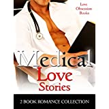 COLLECTIONS: Medical Love Stories 2 Book Box Set: New Adult Nurse Literary Short Stories