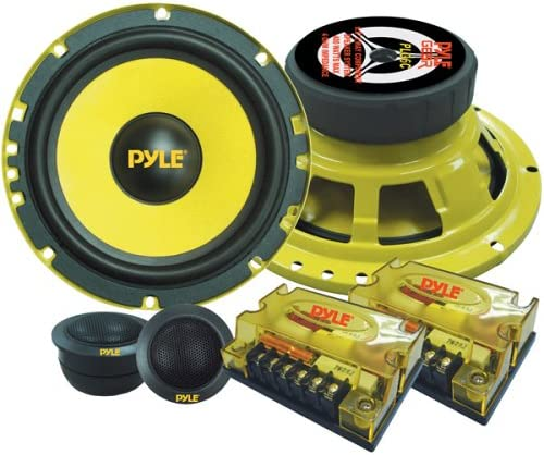 Pyle 2Way Custom Component Speaker System