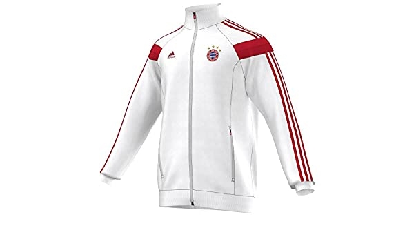 adidas Trainingsjacke FC Bayern München Anthem Tracktop - Ropa ...