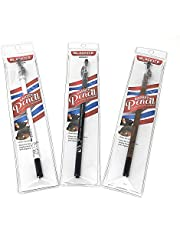 Black Ice Spray Barber Pencil Edge Hairline Razor Trace (3 PACK) YOU CHOOSE WHICH 3 PACK (1 BROWN 1 WHITE 1 BLACK)