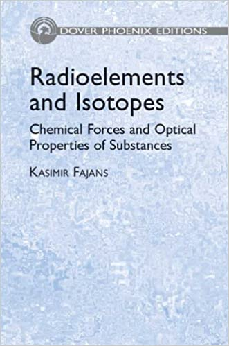 Radioelements and Isotopes: Chemical Forces and Optical