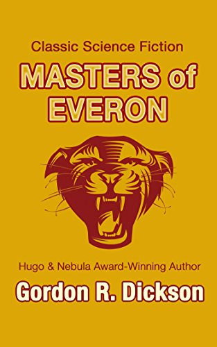 book cover of Masters of Everon