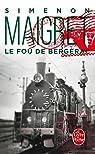 Le Fou de Bergerac par Simenon
