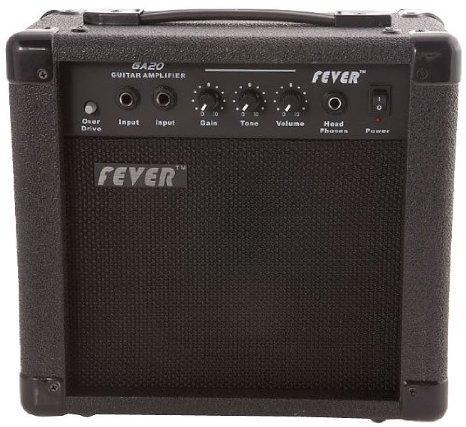 【 並行輸入品 】 Fever (フィーバー) GA-20 アコースティックギター アンプ アンプリファー   B00JEFHIAC