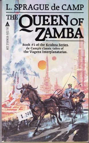 book cover of The Queen of Zamba