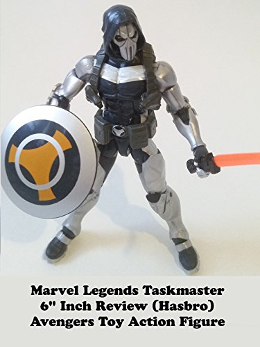 review-marvel-legends-taskmaster-6-inch-review-hasbro-avengers-toy-action-figure