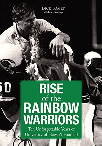 Rise of the Rainbow Warriors: Ten Unforgettable Years of University of Hawaii Football