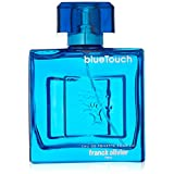 Frank Olivier Eau de Toilette Spray for Men, Blue Touch, 3.4 Ounce