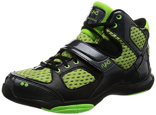 Trainer Women's Shoe Cross Ryka Tenacious Lime Green tRwZdq