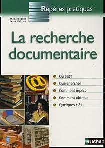 La recherche documentaire par Darrobers