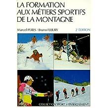 formation metiers sportifs de montagne