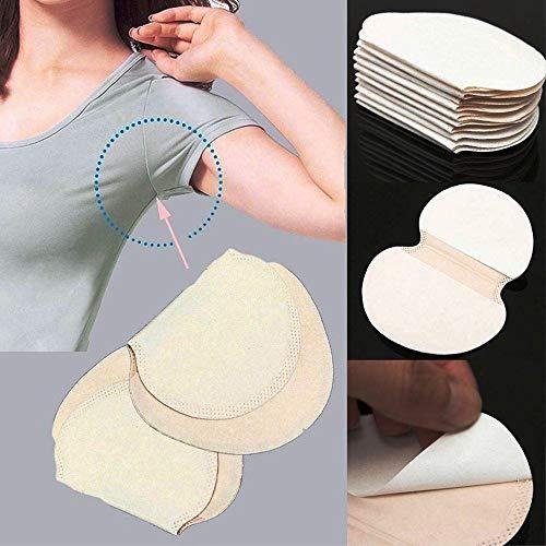Armpit Sweat Pads, Elevin(TM) 6pcs Underarm Adhesive Sweat Pad Armpit Goodbye Antiperspirant Deodorant Deodera ()