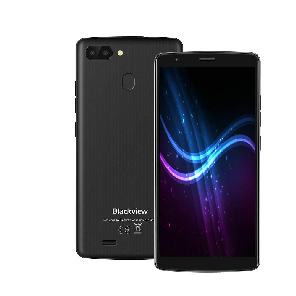 Blackview A20 Pro Smartphone 4G, 5.5 Pollici HD Schermo Android 8.1