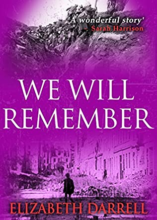 book cover of We Will Remember