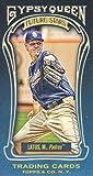 2011 Topps Gypsy Queen Baseball Future Stars Mini #FS14 Mat Latos San Diego Padres