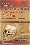 Parikhs Textbook Of Medical Jurisprudence Forensic Medicine And Toxicology 7/Ed - Pb