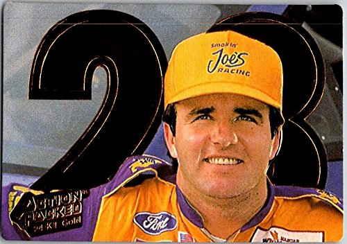 1994 Action Packed 24K Gold #38G Hut Stricklin - Hut Price