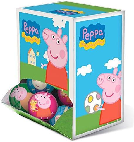 Mondo - Peppa Pig 404. Balón para niños 6cm. Modelo aleatorio ...