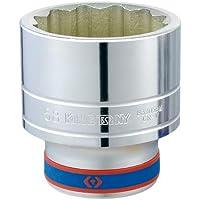 Soquete Estriado 80mm-1, KingTony BR, 833080M