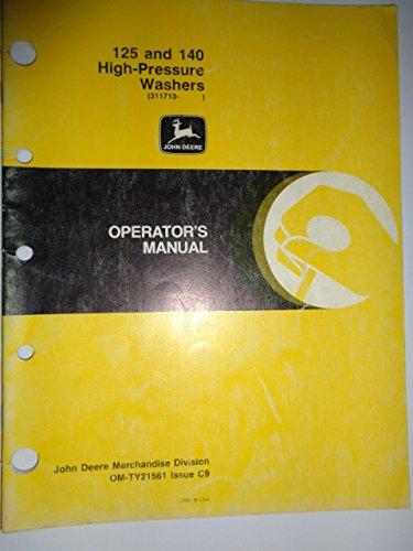 manual pressure washer