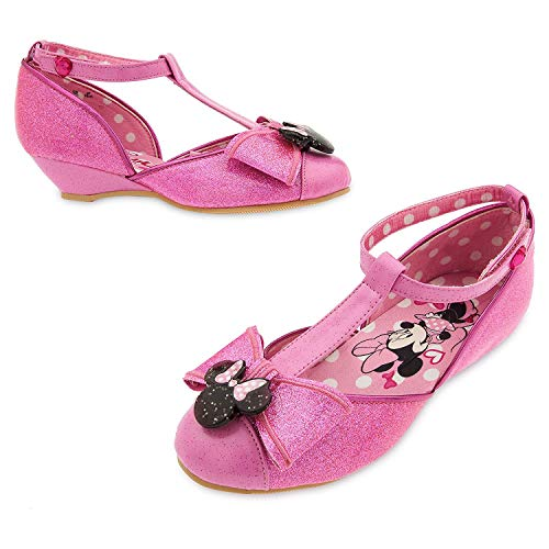 Disney Minnie Mouse Costume Shoes for Kids Size