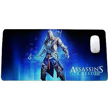 DRAGDE AssassinS Big Game - Alfombrilla para ratón (Goma Gruesa ...