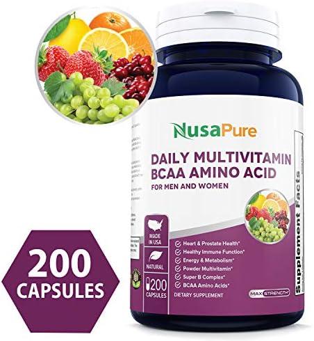 Daily Multivitamin Non GMO Gluten Stomach product image
