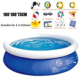 Family Inflatable Swimming Pools Luxurious