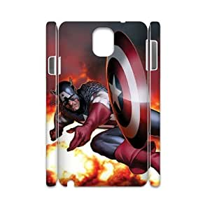 PCSTORE Phone Case Of Captain America For Samsung Galaxy Note 3 N9000