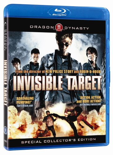 Invisible Target - Special Collector's Edition (Blu-ray)