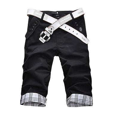 532e45613ac9d5 Kiden ハーフパンツ ショート 5分丈 パンツ ファッション メンズ 短パン カジュアル ゆったり 大きいサイズ シンプル