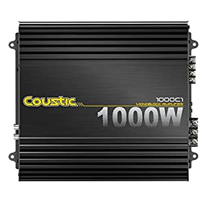 MTX Audio 1000C1 Coustic Car Amplifier