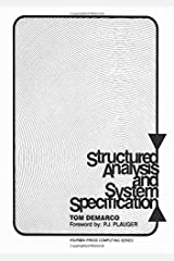 Structured Analysis and System Specification Paperback