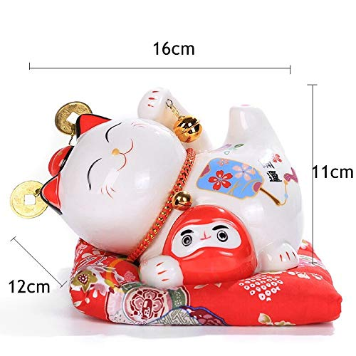 VietFA Statues & Sculptures - Inch Ceramic Maneki Neko for sale  Delivered anywhere in Canada