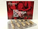 Male Overdrive Pill - 10 capsules- Male Enhancement - Natural - Powerful