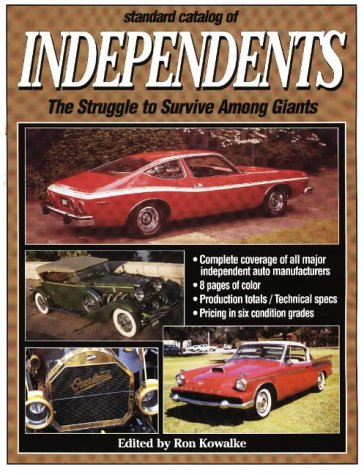 Standard Catalog of Independents: The Struggle to Survive Among Giants