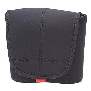 Matin Digital SLR Compact Camera Body Case Black V2 - (XLarge) New Upgraded Version