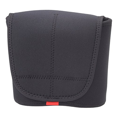 Matin Digital SLR Compact Camera Body Case Black V2 - (XLarge) New Upgraded Version