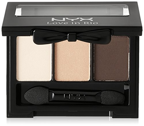 NYX Professional Makeup Love in Rio Eyeshadow Palette, Moonl