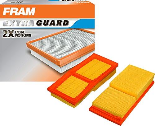 Chrysler Parts Catalog - FRAM CA9689 Extra Guard Flexible Rectangular Panel Air Filter