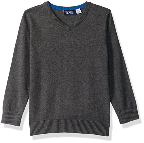 Gray Boys Sweater - 8