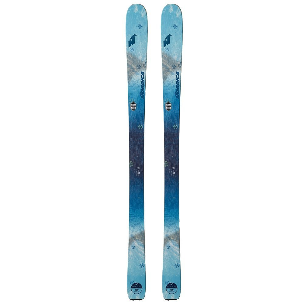 Nordica Astral 84 Ski 2019 - Women's Aqua 144 by Nordica
