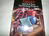 Quick and Easy Home Decorating Projects, Creative Publishing International Editors, 0865733023