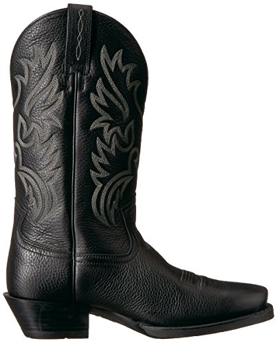 Men's Legend Tan Boot Deer Ariat Black Western na54RRxwg