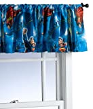 Superman Flying High Window Valance
