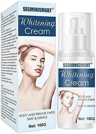 Whitening Cream,Crema Blanqueadora,Skin Whitening Cream,Crema Blanqueadora Cuerpo para Piel Oscura,Crema Para Blanquear la Piel, Crema Blanqueadora,Corporal para Piel Oscura