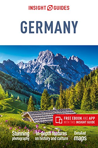 Insight Guides Germany (Travel Guide with Free eBook)