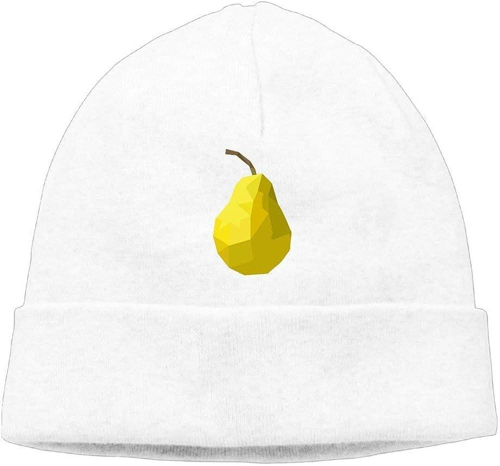 Go Ahead boy Unisex Pear Classic Fashion Daily Beanie Hat Skull Cap