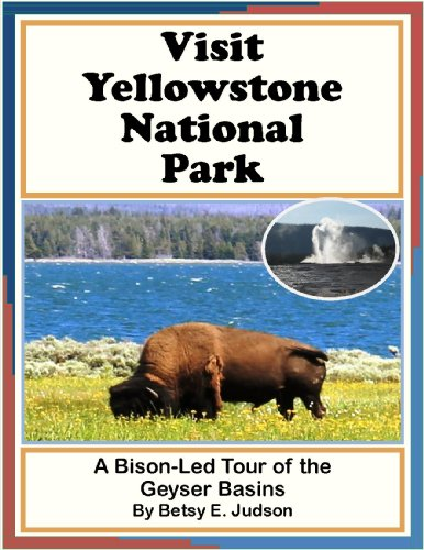 Visit Yellowstone National Park A Bison-Led Tour of the Geyser Basins Ages 10 and up (Nature and Wildlife Tours of Yellowstone National Park For Middle Grades Age 9 - 12) ()